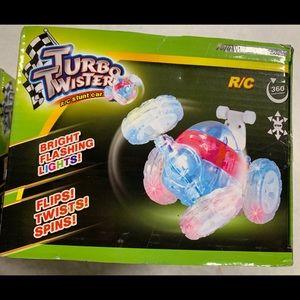 NIB Turbo Twister RC Stunt Cars